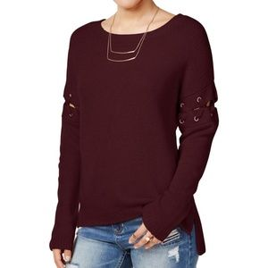 Crave Fame BY Almost Famous juniors XS sweater